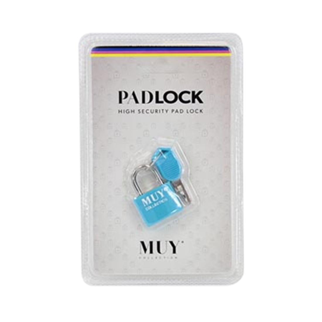 Plain padlock