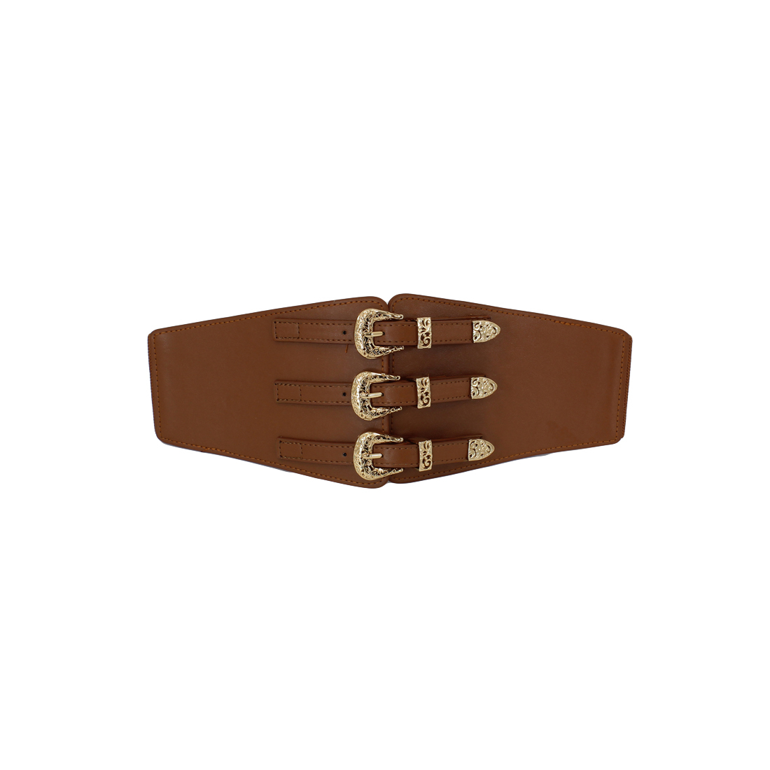 ELASTIC WIDE WITH BUCKLES