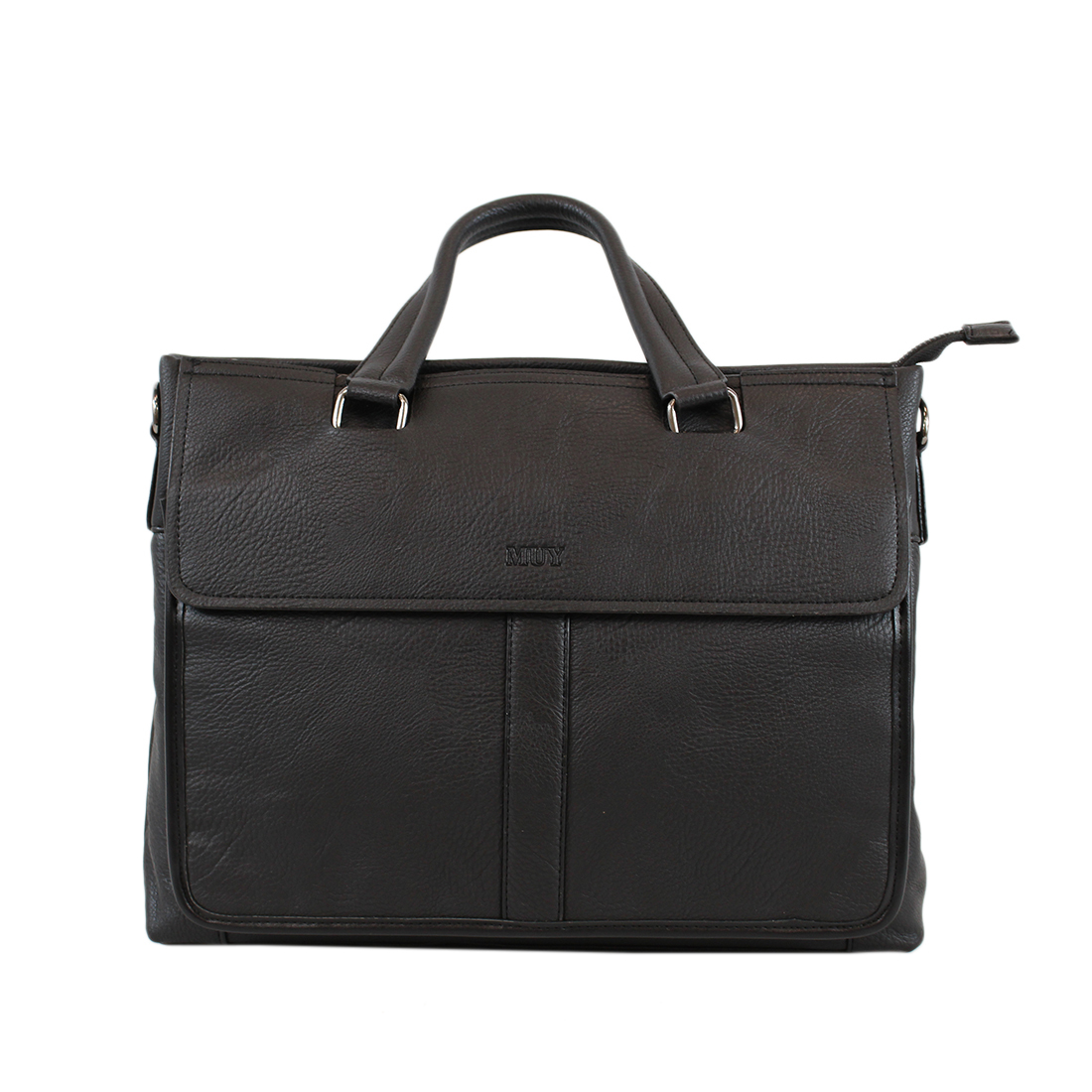 Real Leather - Pocket Infront