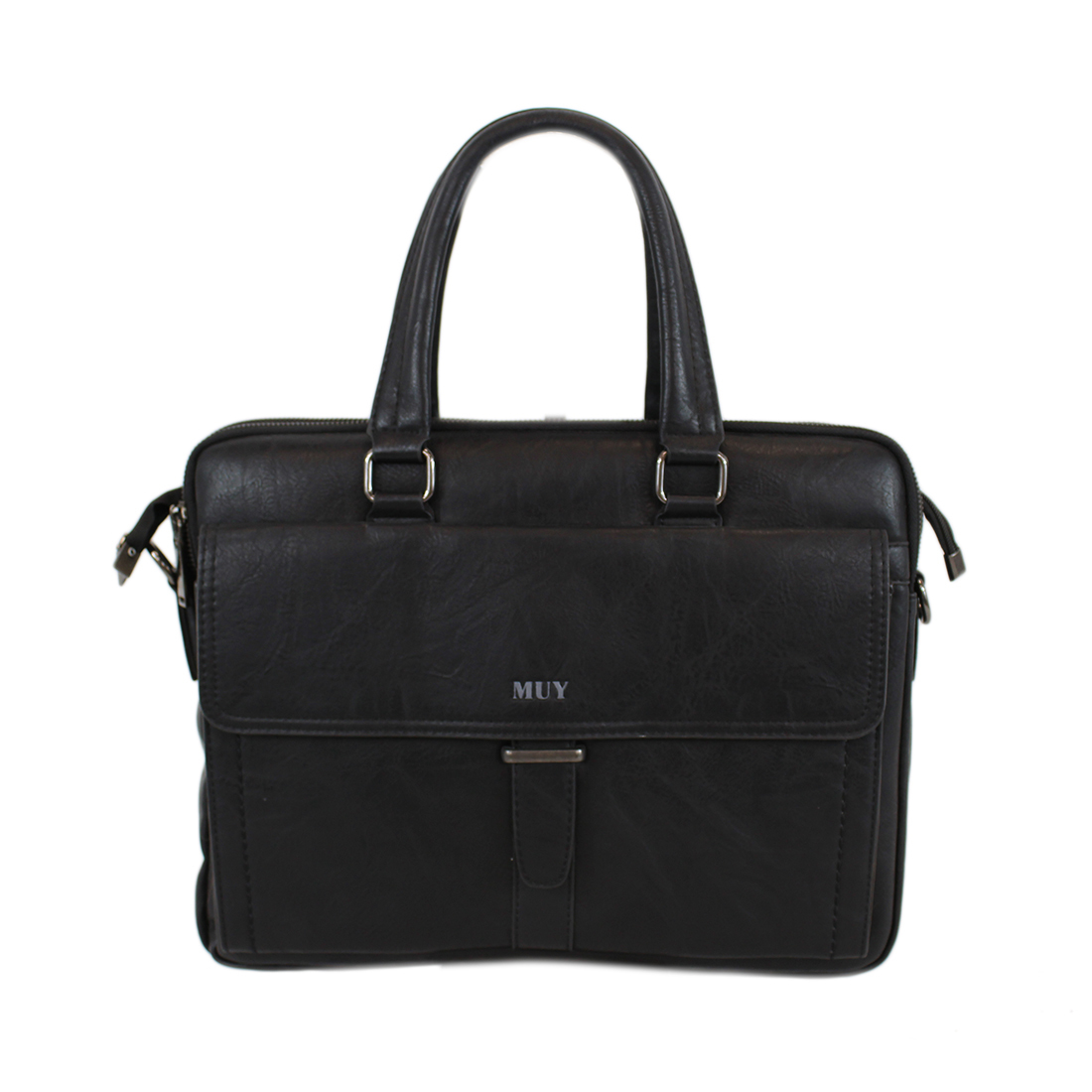 Real Leather- Flap infront
