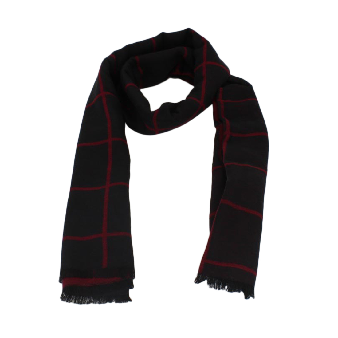 Checked Scarves