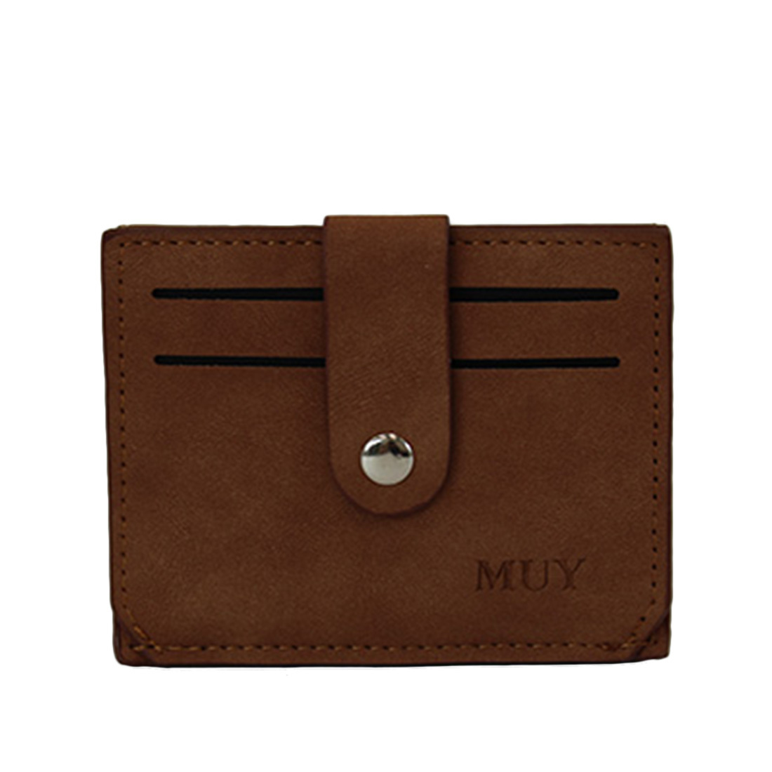 Real Leather Card Pocket