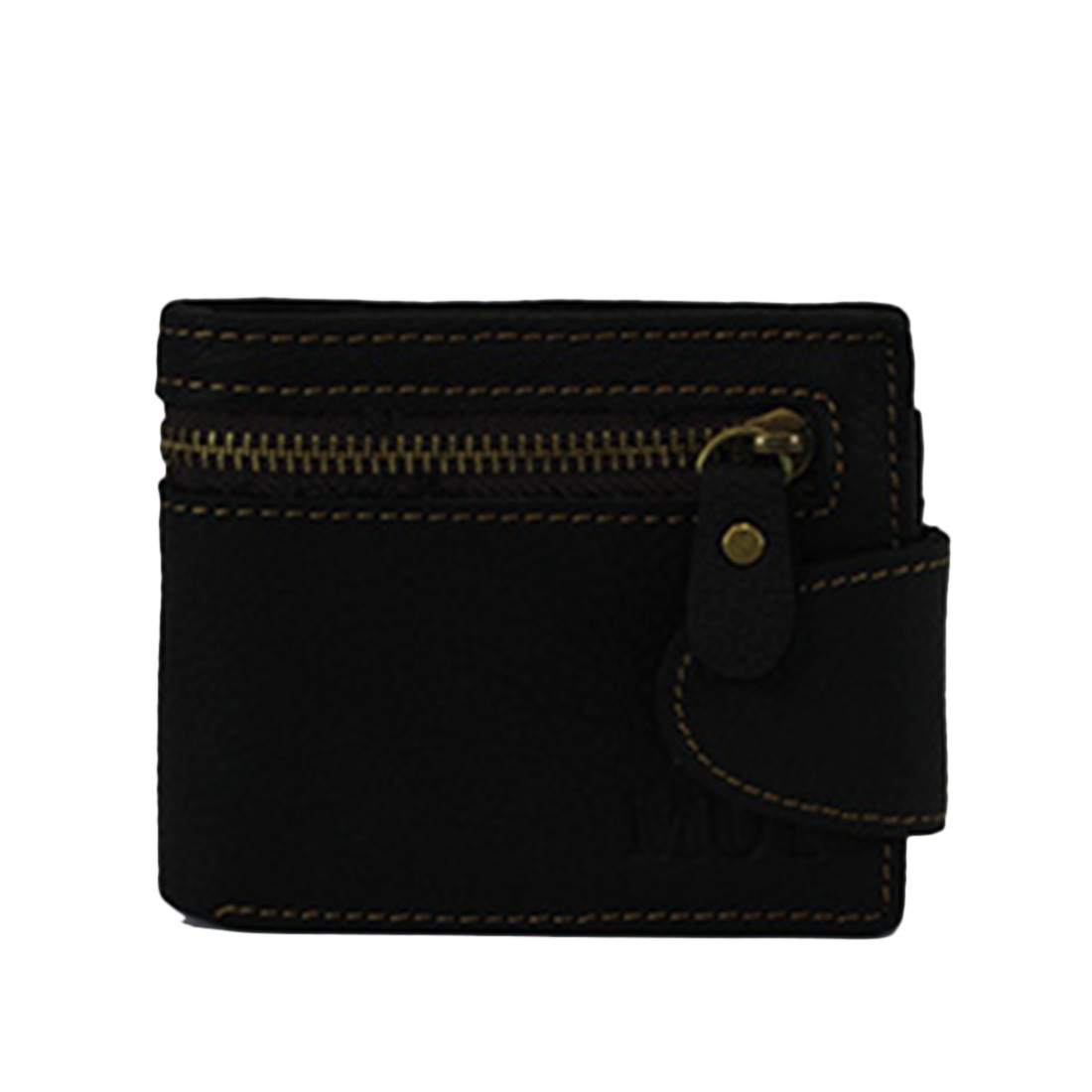 Real Leather- Zip design
