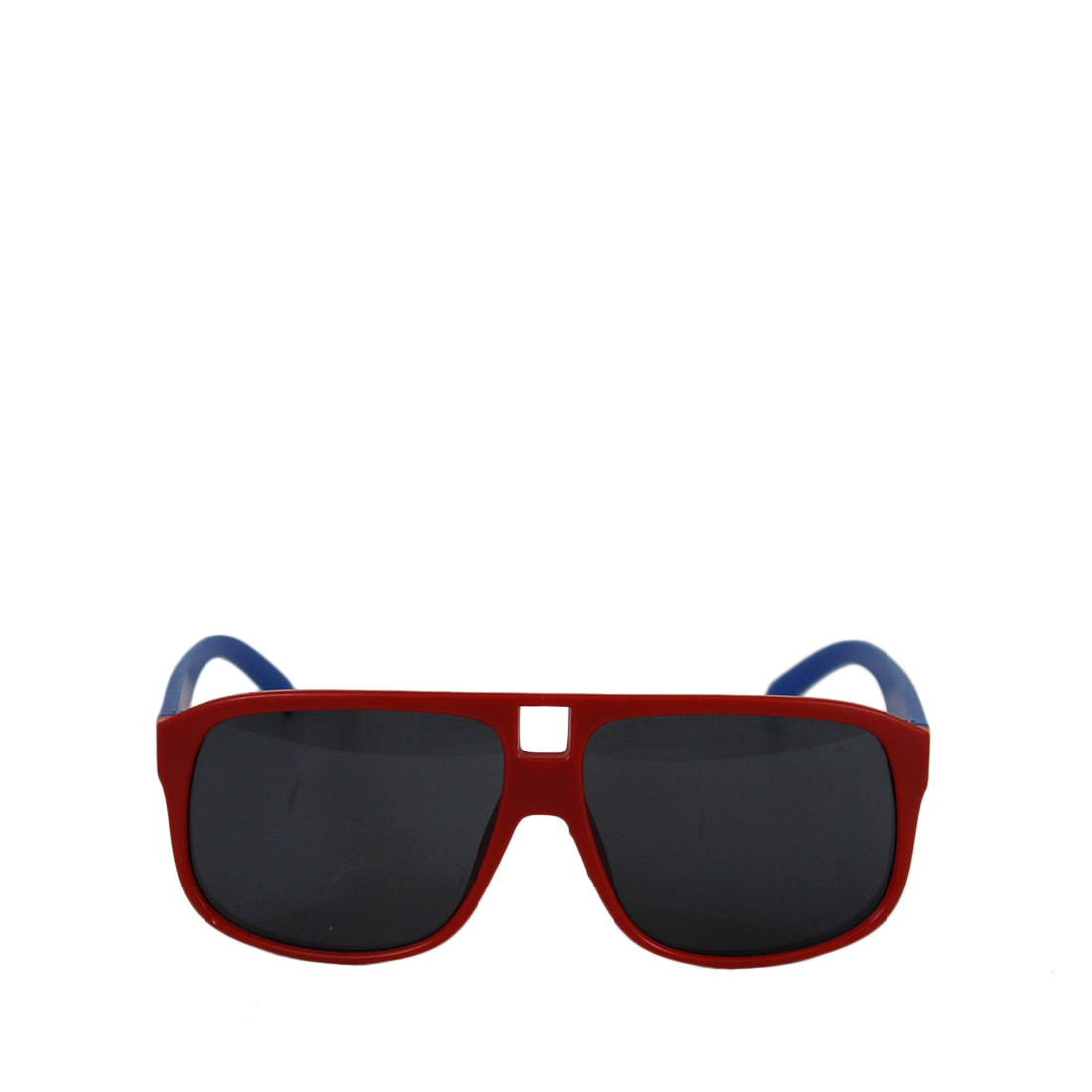 Plastick square sunglasses
