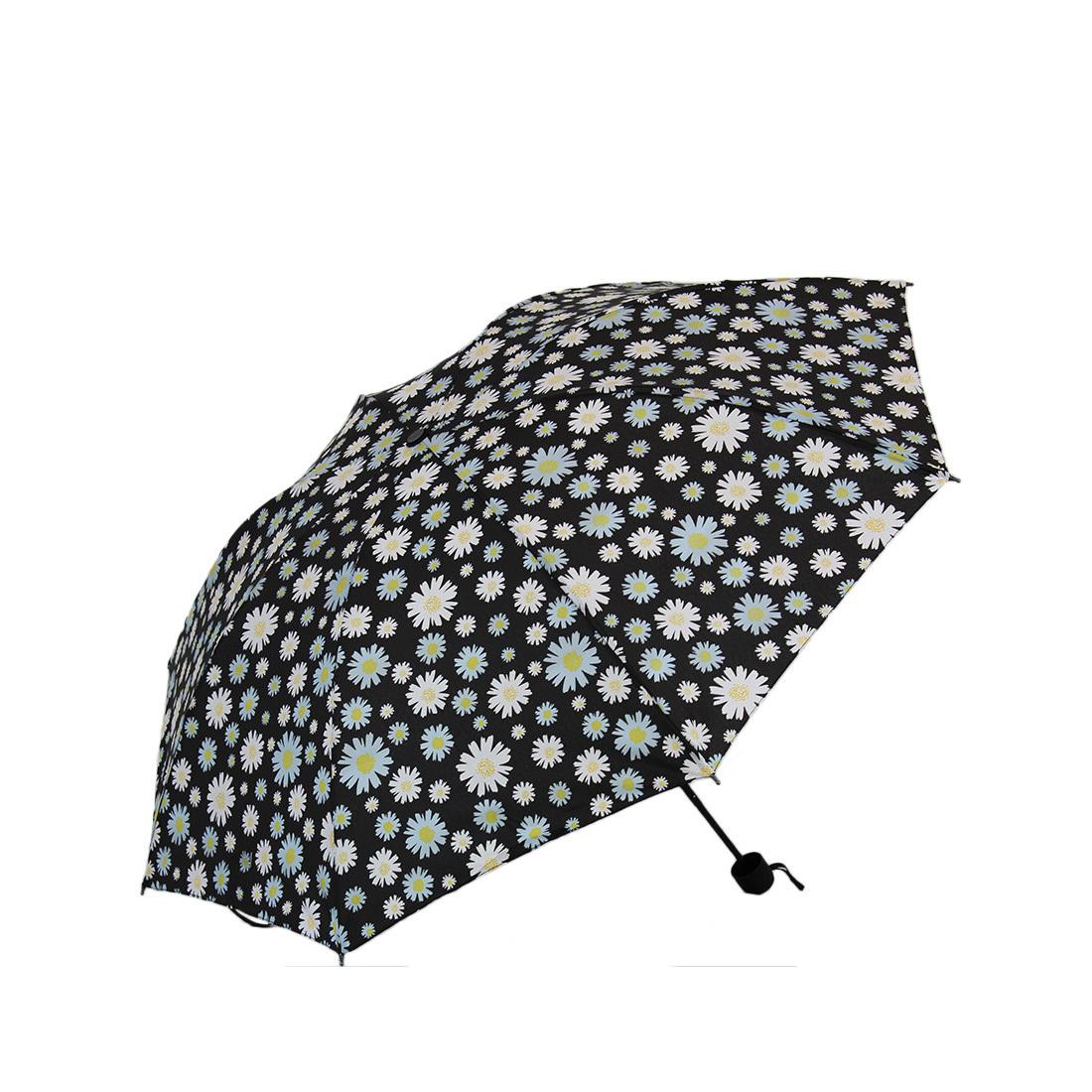 Flower design umbrella