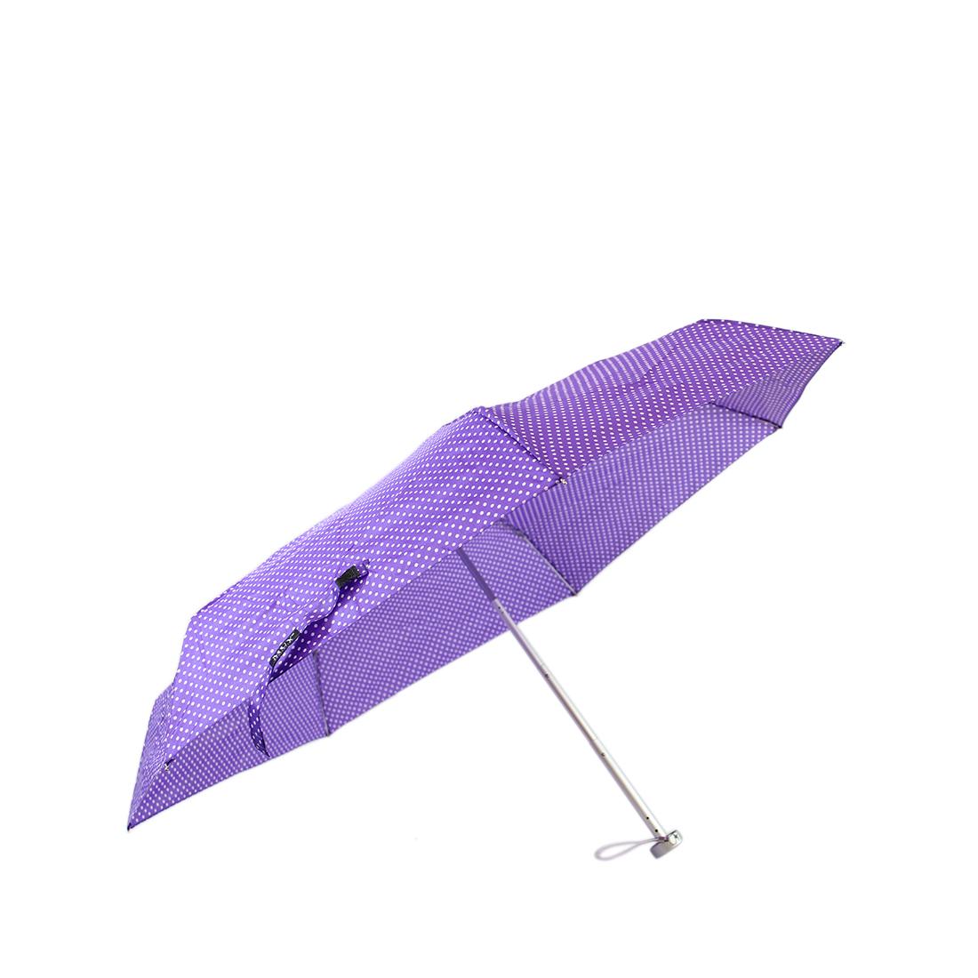 Super small umbrella with polka dots