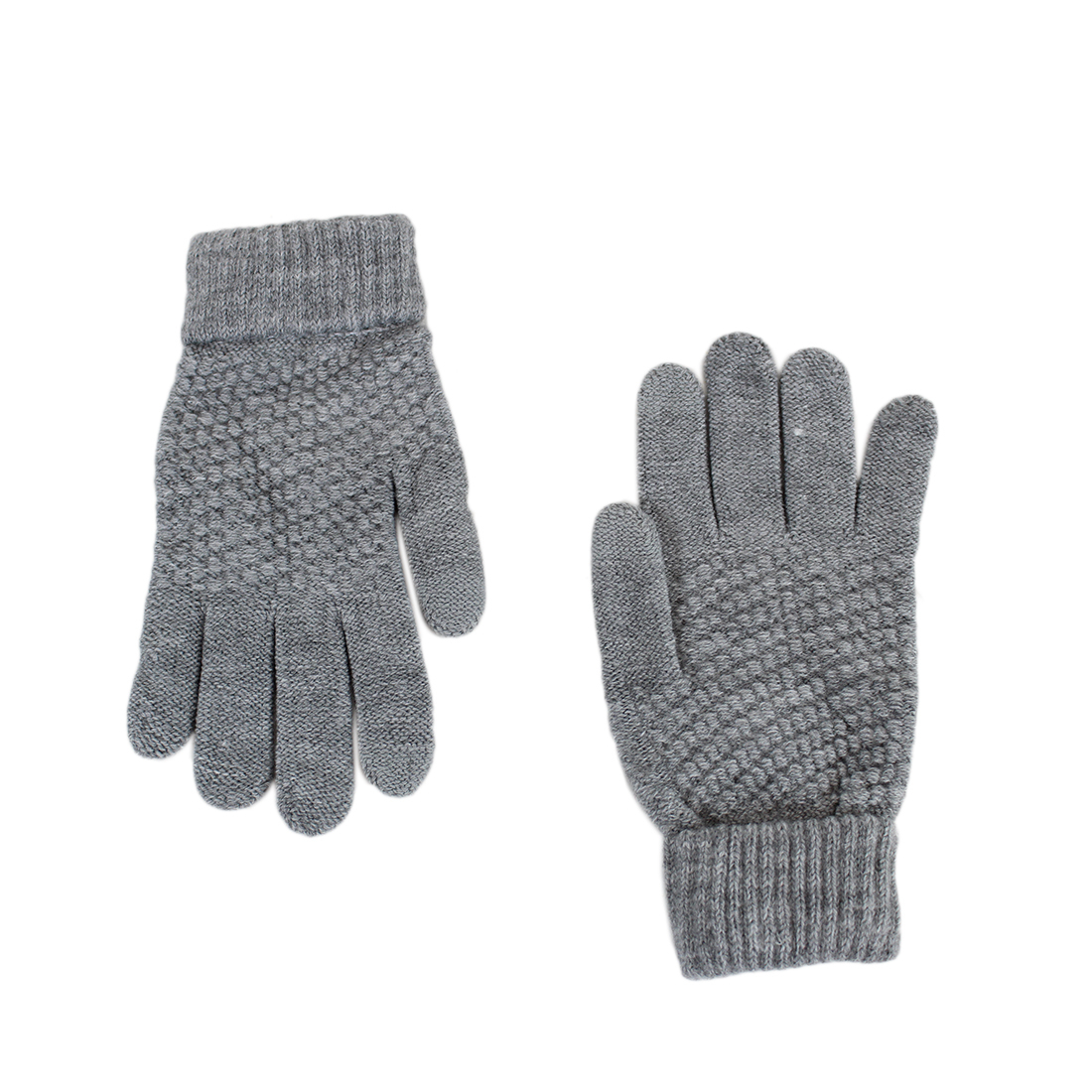 Two Fingers with Grey Tip