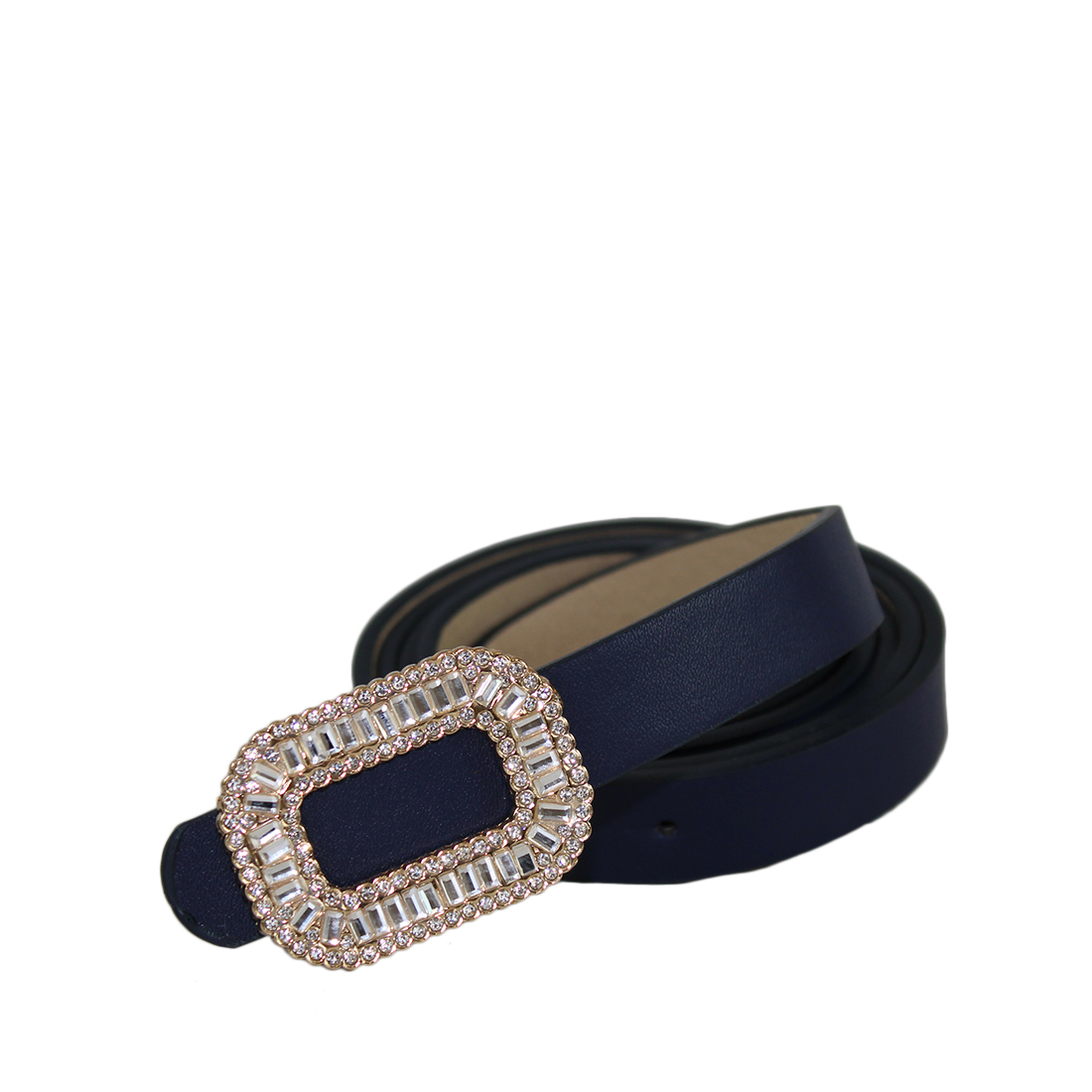 Fancy Buckle with a thin strap