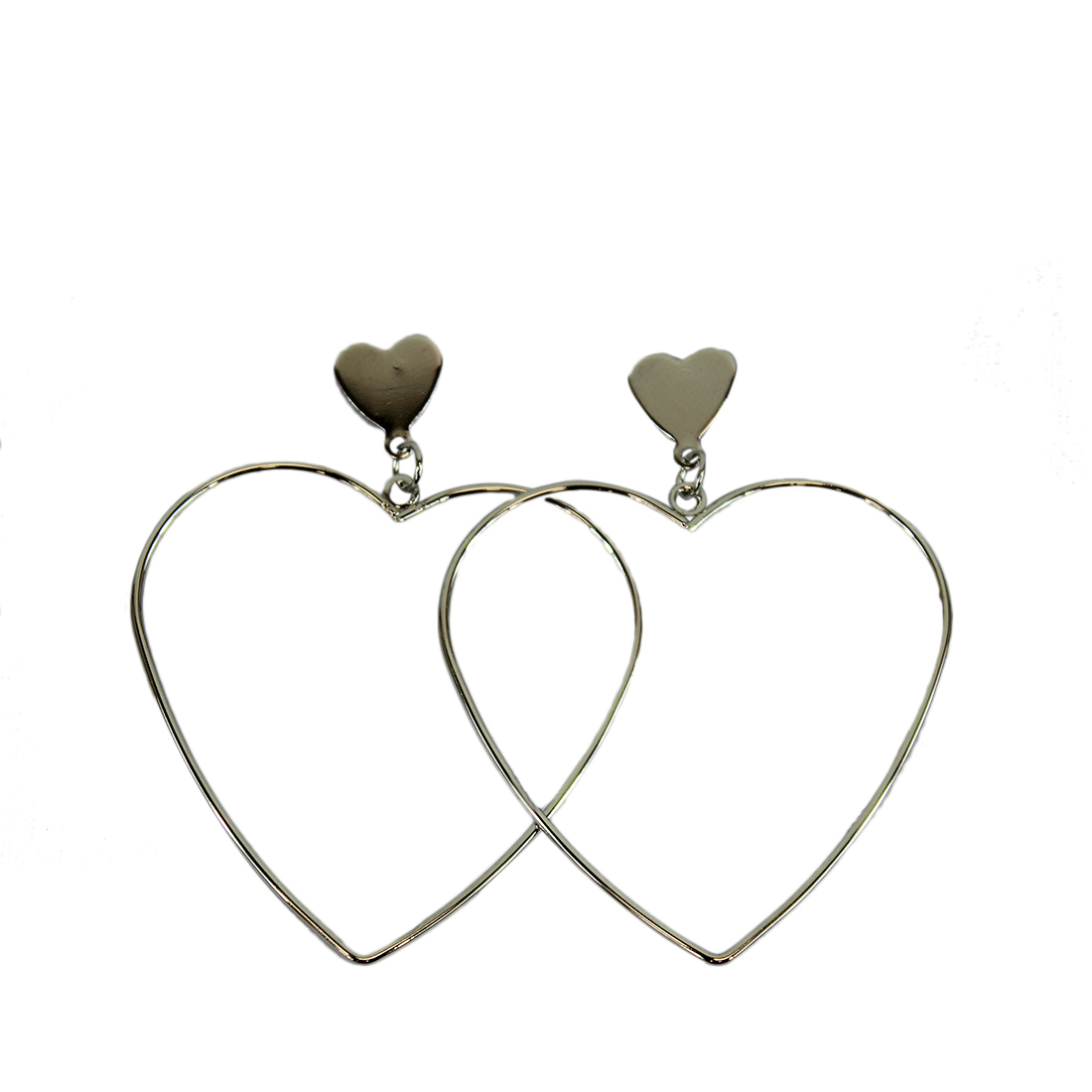 * Big And Small Heart Design