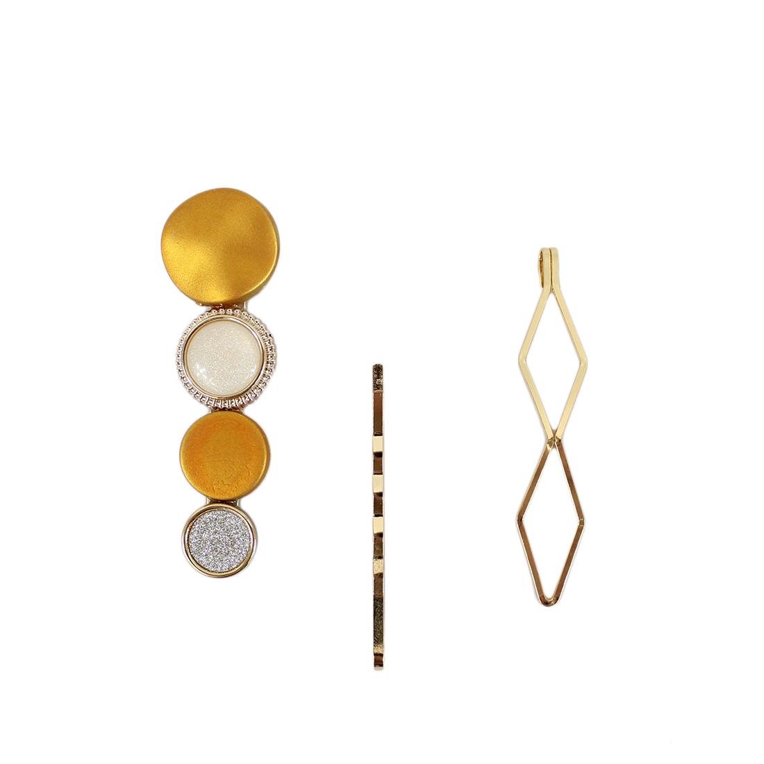Set of three styles