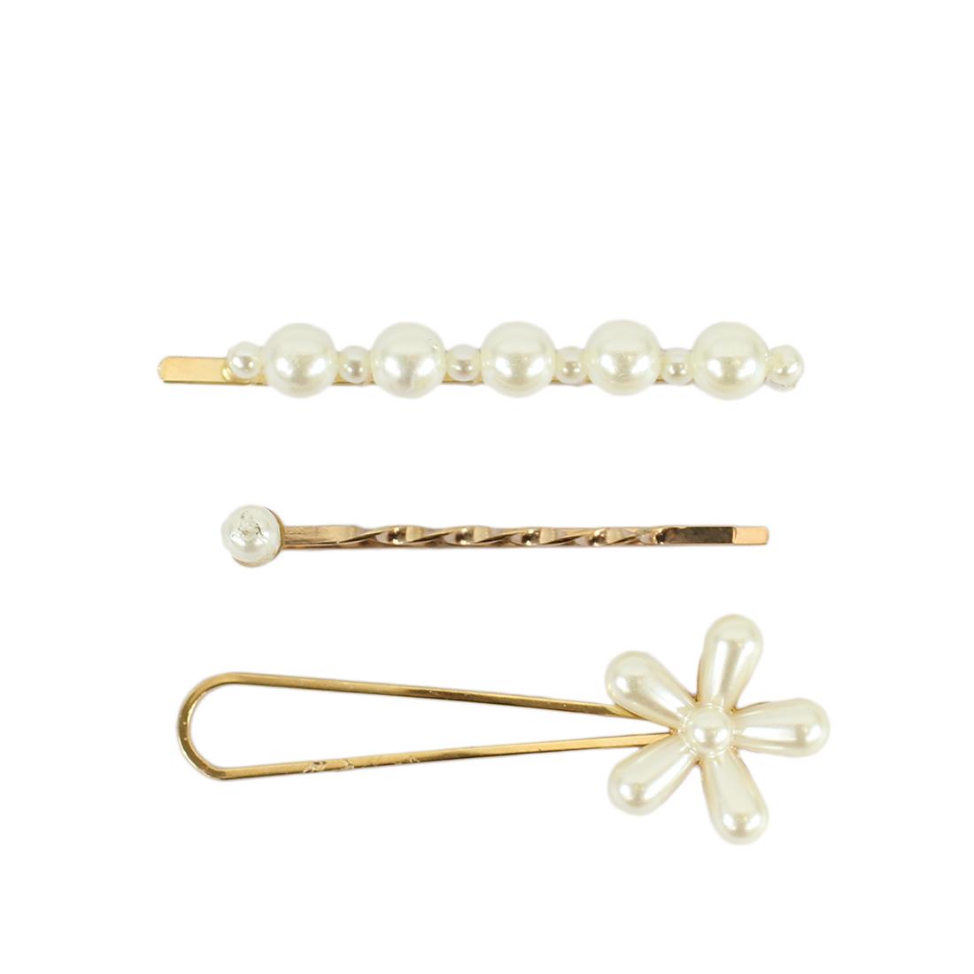 Big & small pearls